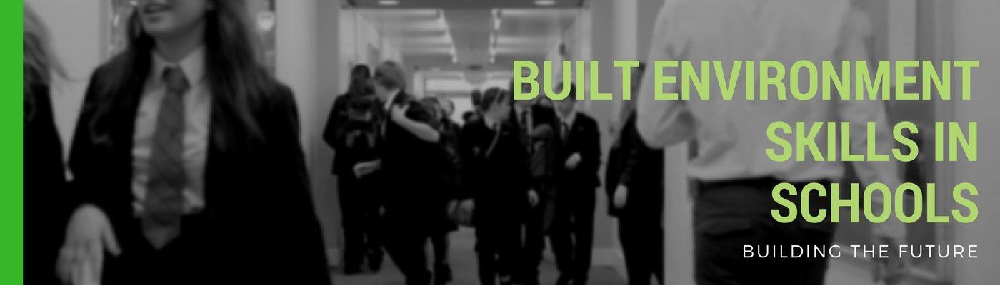 Built Environment Skills in Schools