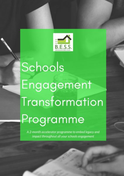 Schools Engagement Transformation Programme